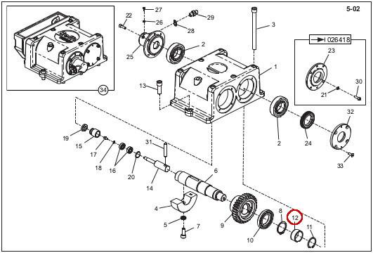 wacker dpu 6055 parts manual
